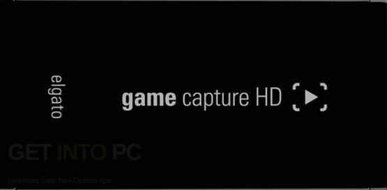Elgato Game Capture HD Free Download