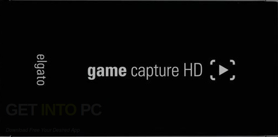 Elgato Game Capture HD Free Download