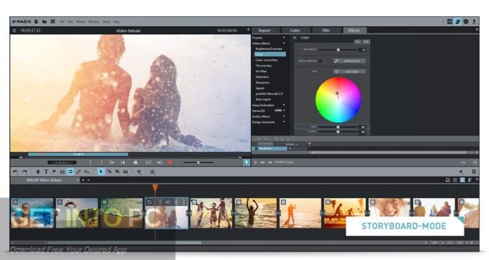 MAGIX Movie Edit Pro 2019 Premium Direct Link Download-GetintoPC.com