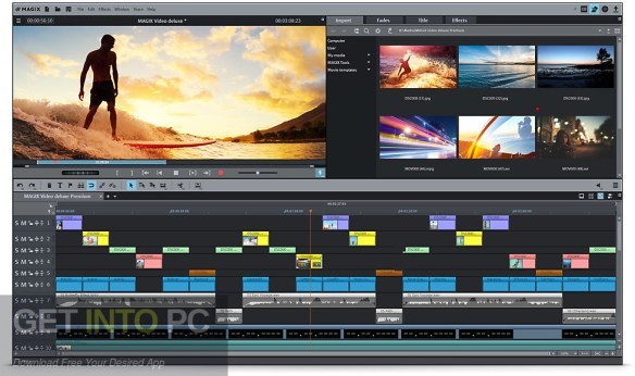 MAGIX Movie Edit Pro 2019 Premium Offline Installer Download-GetintoPC.com