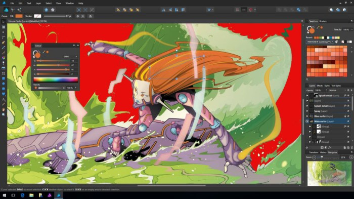 Serif Affinity Designer 1.6.4.104 Free Download