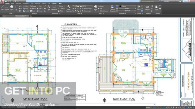 Autodesk AutoCAD Architecture 2020 Free Download (pre-activated)