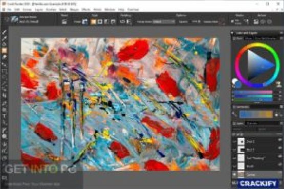 Corel Painter 2021 Offline Installer Download GetIntoPC.com