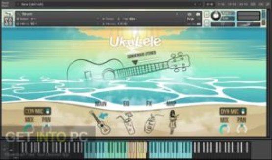 Splash the Sound Ukulele (KONTAKT) Latest Version Download-GetintoPC.com
