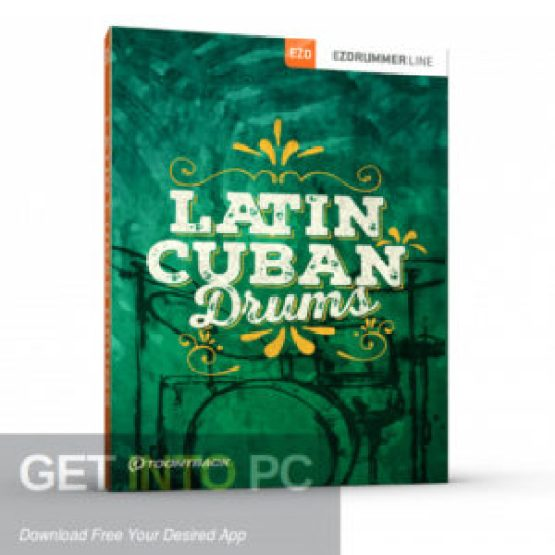 Toontrack-Latin-Cuban-Drums-Free-Download-GetintoPC.com