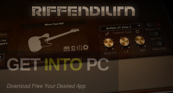 Audiofier - Riffendium Bass Direct Link Download