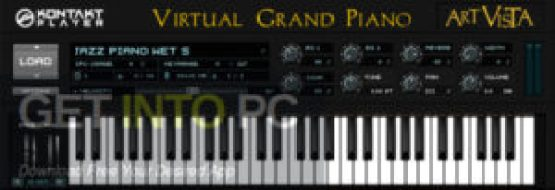 Art Vista the Virtual Grand the Piano 2.3 (the Kontakt) Direct Link Download-GetintoPC.com