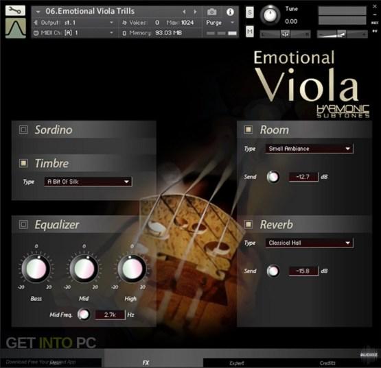 Best Service - Emotional Viola Direct Link Download