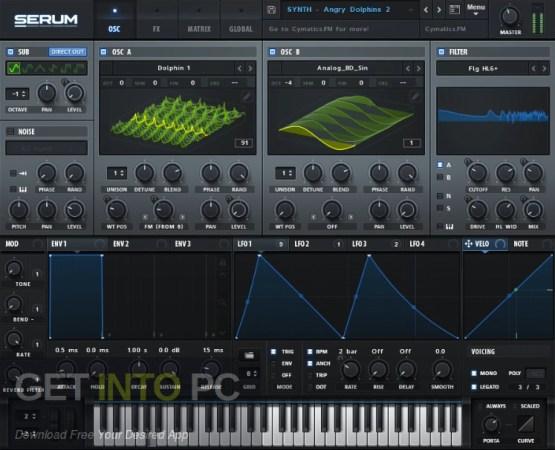 Cymatics - BLACK - Serum Suite Offline Installer Download