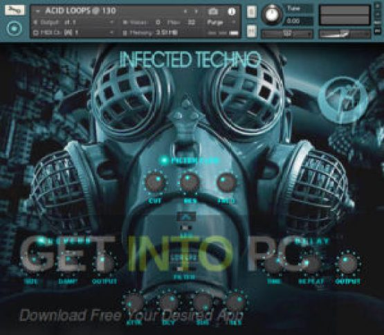 Industrial Strength Chicago Loop Infected Techno Direct Link Download-GetintoPC.com.jpeg