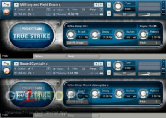 ProjectSAM True The Strike 2 (KONTAKT) Direct Link Download-GetintoPC.com.jpeg