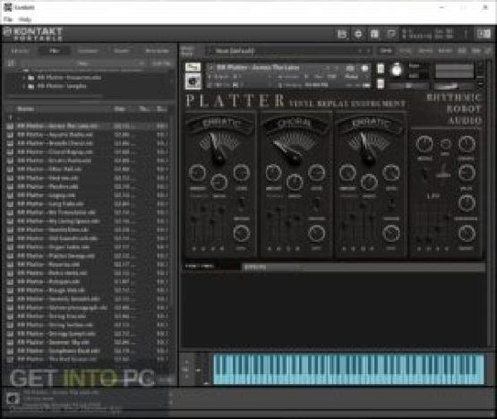 Rhythmic the Robot Platter (KONTAKT) Direct Link Download-GetintoPC.com.jpeg
