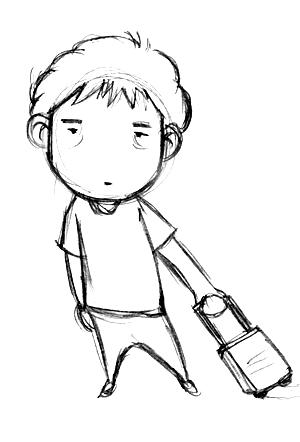 Overseas Visitor