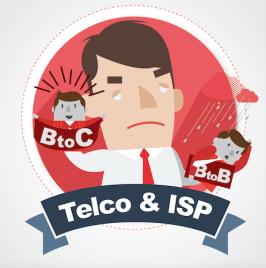 B2B Telco Marketing Issues