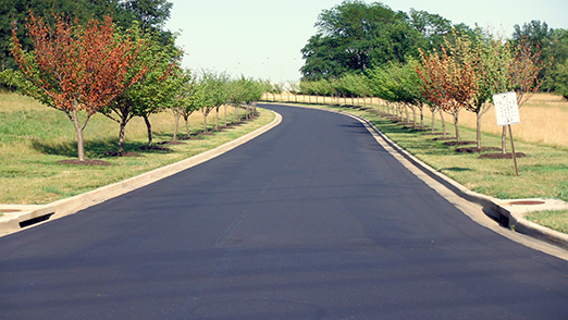 Driveway Asphalt Maintenance