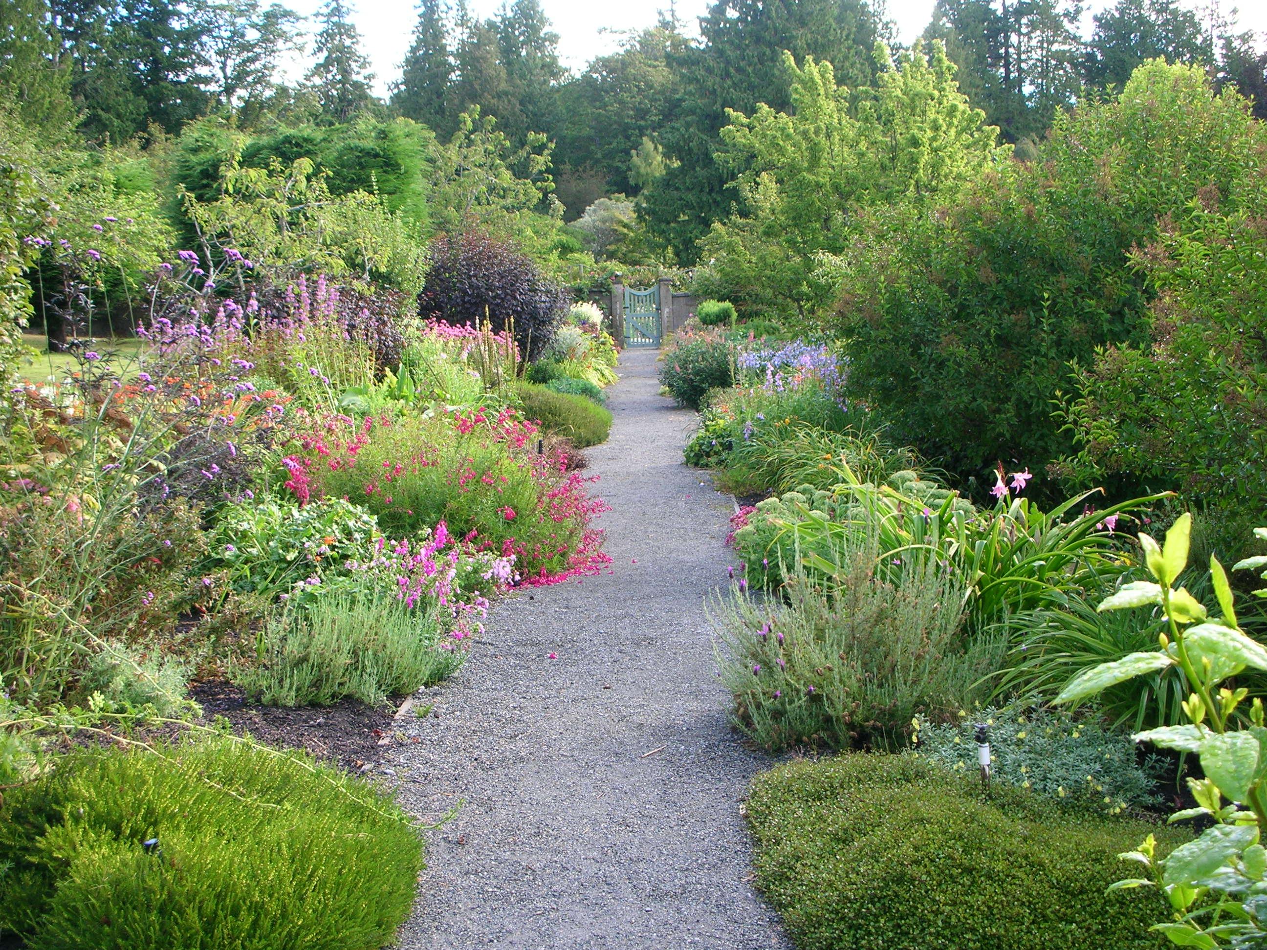 Garden Path, by Sue Horner, MAPC