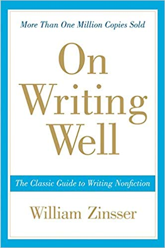 On Writing Well: The Classic Guide to Writing Nonfiction Paperback