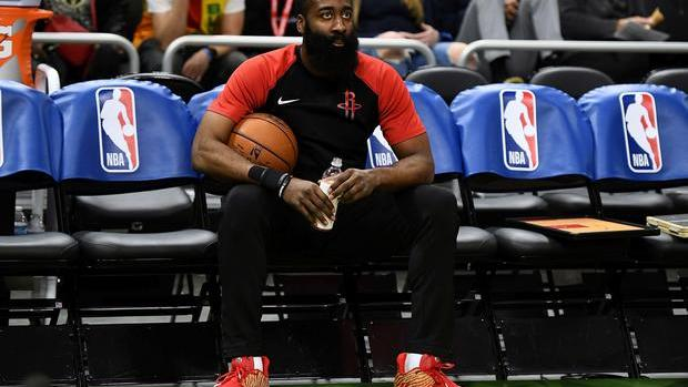 """James Harden On Rockets Playoff Chances: """"Doesn't Matter Who We Play"""""""