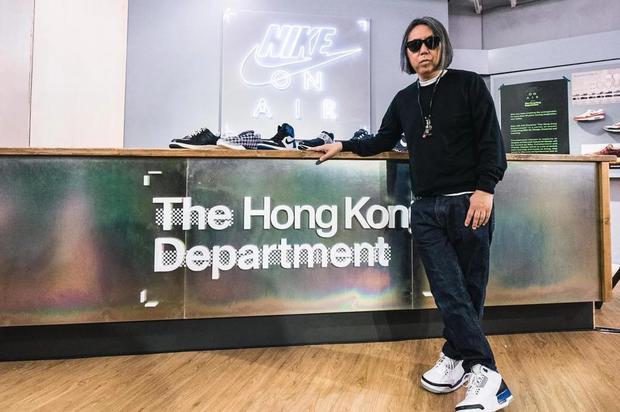 Air Jordan 3 Fragment Collaboration Teased By Hiroshi Fujiwara