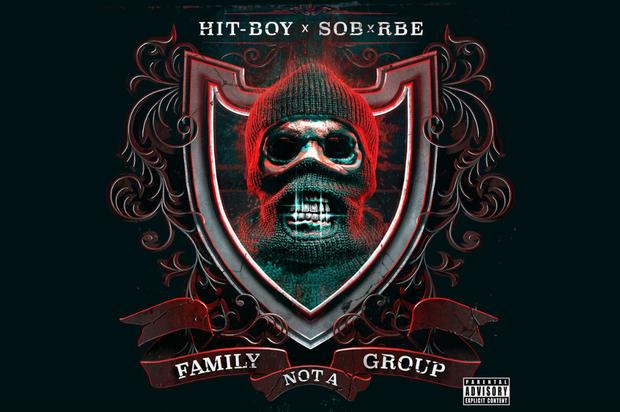 """SOB X RBE Reunite & Link Up With Hit-Boy For """"Family Not A Group"""" Collaboration"""