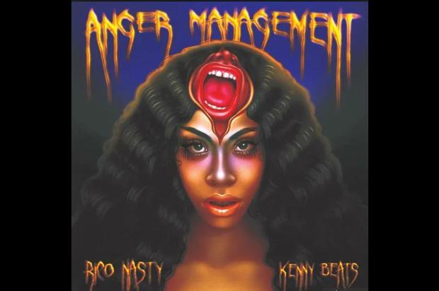 "Rico Nasty & Kenny Beats Drop ""Anger Management"" Mixtape"