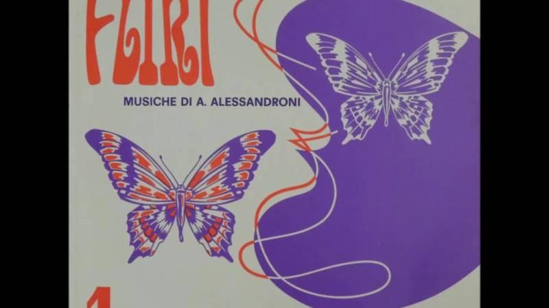 Samples: Alessandro Alessandroni – Tempo dello Spirito
