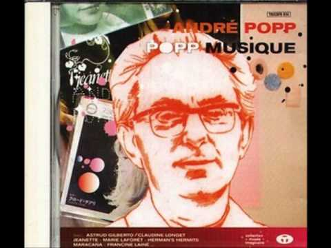 Samples: André Popp – L'homme invisible