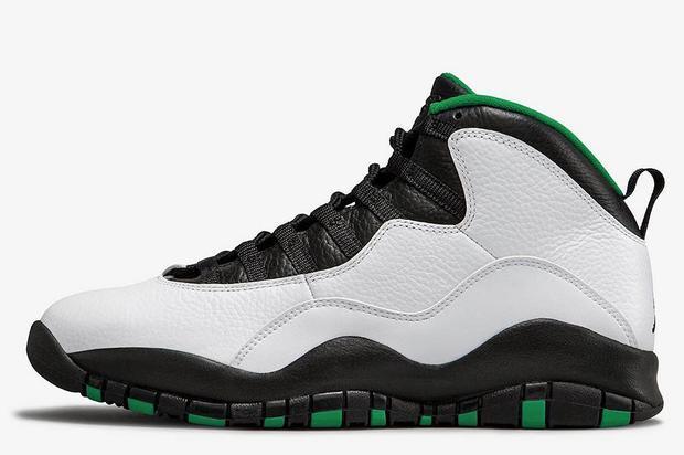 "Air Jordan 10 ""Seattle"" Returning This Fall: Release Details"
