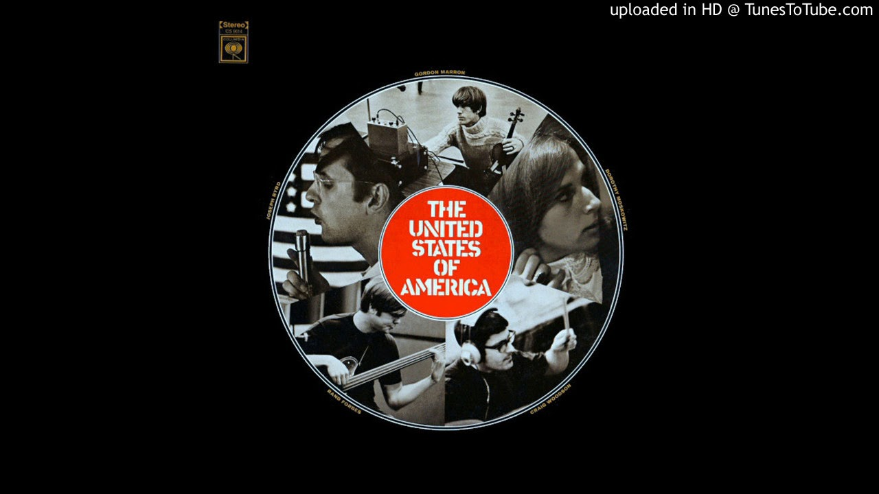 Samples: THE UNITED STATES OF AMERICA – Love song for the dead Che
