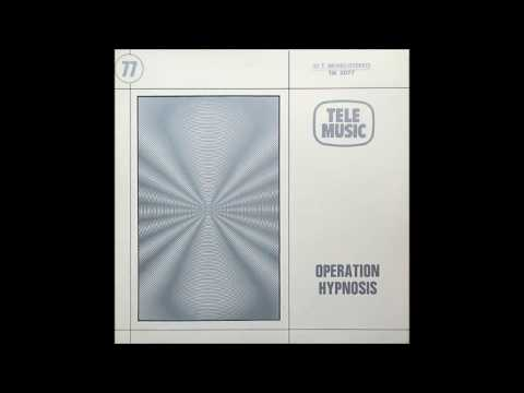 Samples: Marc Chantereau & Pierre Alain Dahan  – operation hypnosis