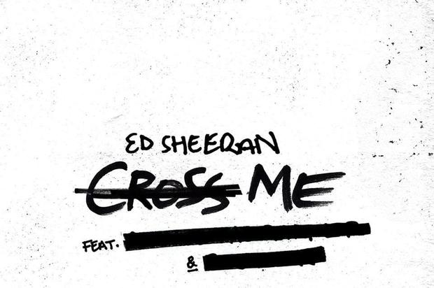 """Ed Sheeran Puts On For The Missus In Chance The Rapper & PnB Rock Assisted """"Cross Me"""""""
