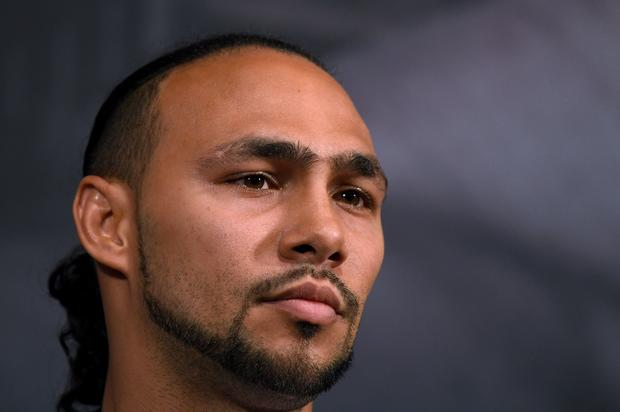 "Keith Thurman Issues A Challenge To Conor McGregor: ""Box, Me Baby"""