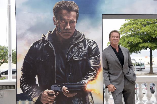 """""""Terminator: Dark Fate"""" Trailer Reveals Return Of Arnold Schwarzenegger"""