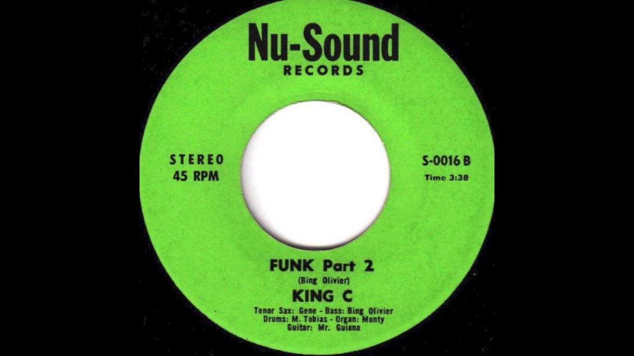 Samples: King C – Funk Part 2