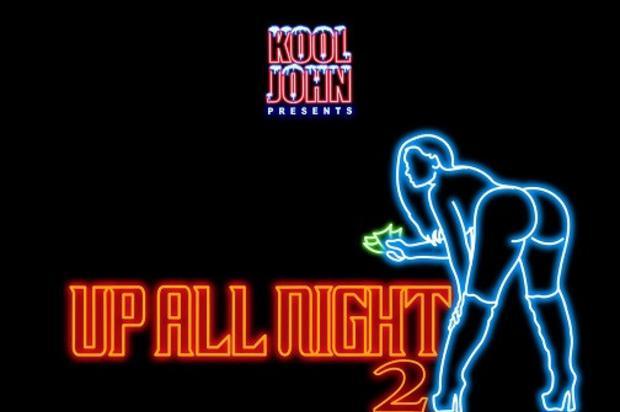 "Stream Kool John's ""Up All Night 2"" Featuring Iamsu!, Nef The Pharaoh & P-Lo"