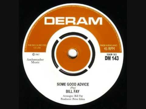 Samples: Bill Fay-Some Good Advice