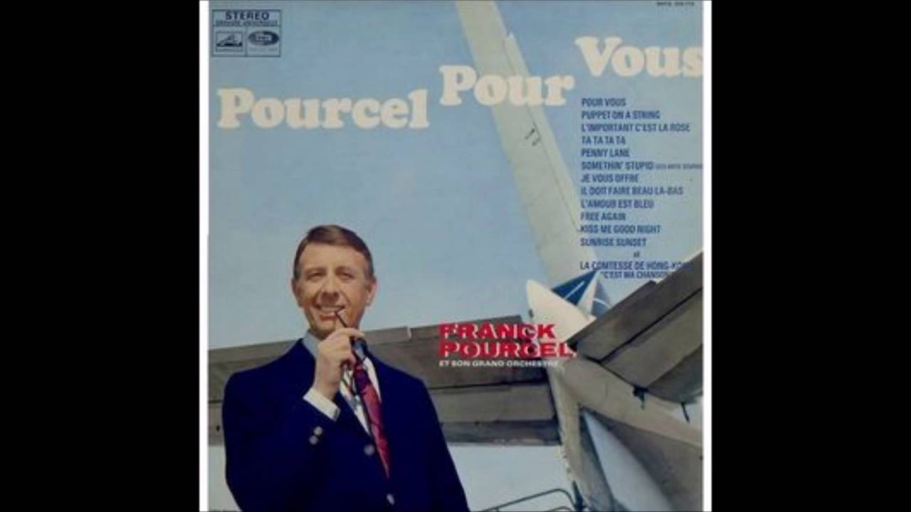 Samples: Franck Pourcel Et Son Grand Orchestra Je Vous Offre