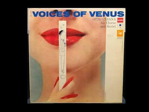 Samples: #95 – Otto Cesana – Voices of Venus (1957)