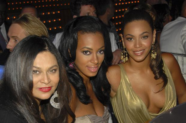 Tina Knowles Talks Raising Beyoncé & Solange, Gives Advice To Music Career Hopefuls
