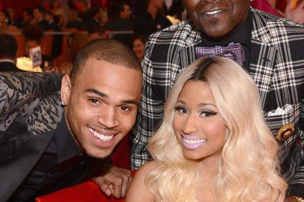 Nicki Minaj Never Signed On To Chris Brown's Summer Tour: Report