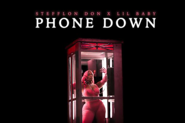 "Stefflon Don & Lil Baby Connect From LDN To ATL On ""Phone Down"""