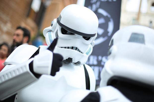 """Star Wars"" Reveals Sith Troopers Striking New Look Ahead Of ""The Rise Of Skywalker"""