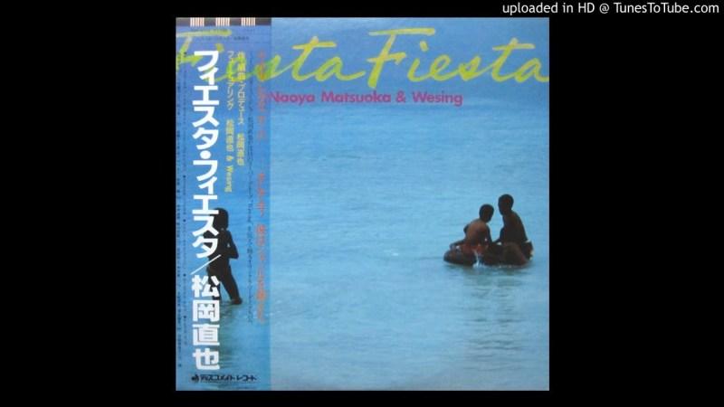 Samples: Naoya Matsuoka and Wesing – Moonlight Sand (Jazz Fusion) (Japan) (1979)