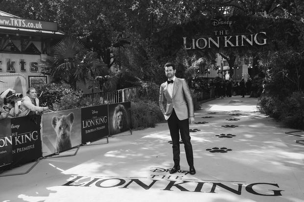 lion king opening weekend box office