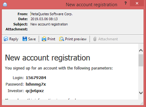 Forex login demo account