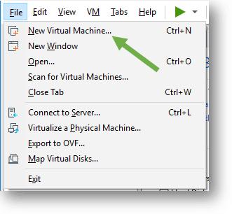 creation of ubuntu 19.04 vm in vmware workstation pro