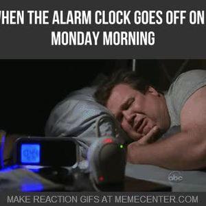 alarm meme
