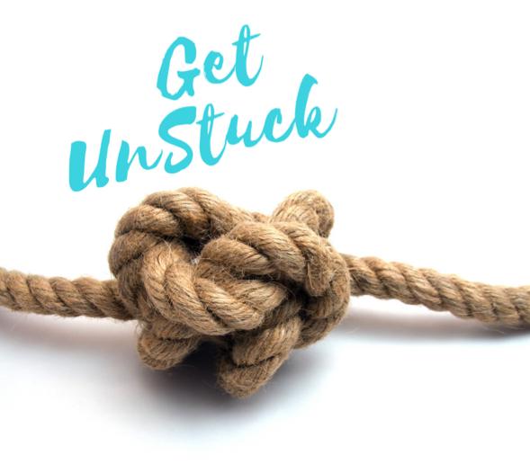 Go Unstuck Yourself!