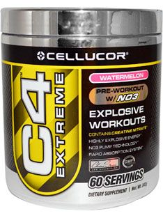 Cellucor C4 Extreme supplement