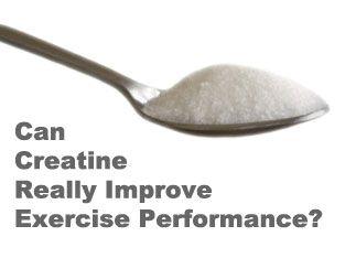 Creatine - natural supplement